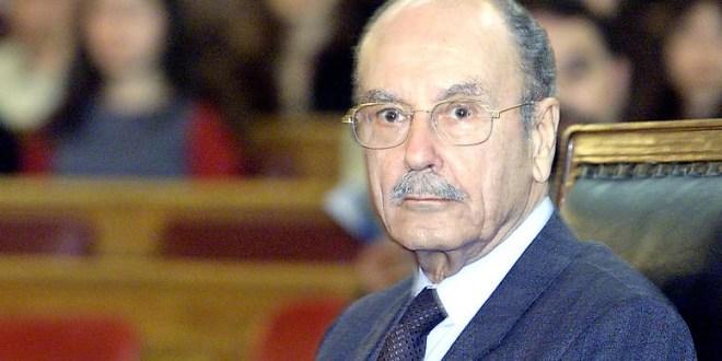 πρώην Πρόεδρος της Δημοκρατίας Κωστής Στεφανόπουλος