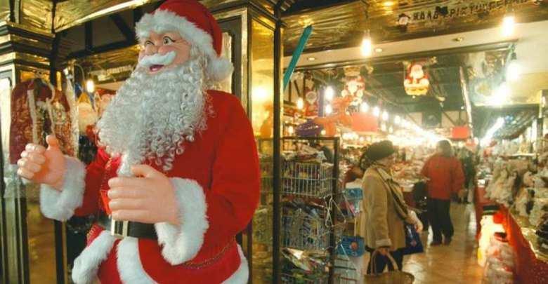 εορταστικό ωράριο Χριστουγέννων