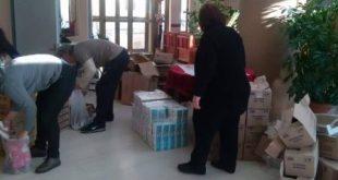 Δήμος Παγγαίου διένειμε τρόφιμα