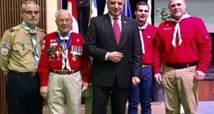 Μόντρεαλ, βράβευσε τον Πρόεδρο της ΚΕΔΕ