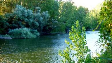 αλιείας στον Πηνειό ποταμό