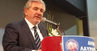 Δήλωση του Δημάρχου Λαυρεωτικής σχετικά με την θαλάσσια ρύπανση που έχει προκαλέσει η βύθιση του δεξαμενόπλοιου «Αγία Ζώνη» στη Σαλαμίνα