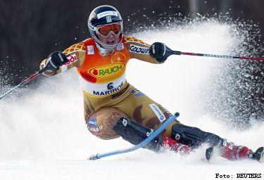 anja pärson, anja, pärson, slalom, världscup, maribor, seger, tävling, slalomtävling