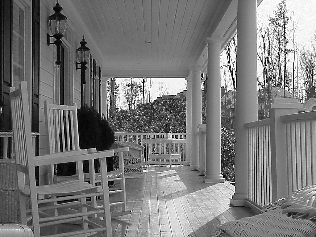 Old Front Porch Pictures