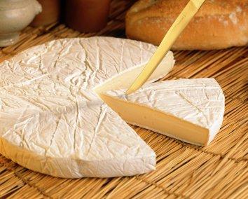 Brie de Meaux: so. delicious.