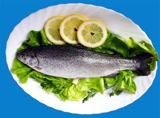 Truite au bleu recette, aftouch-cuisine