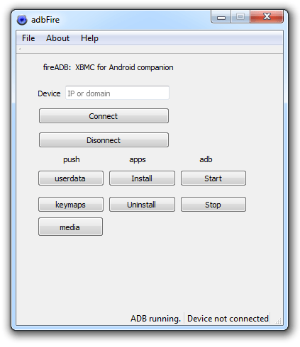 adbFire-screenshot
