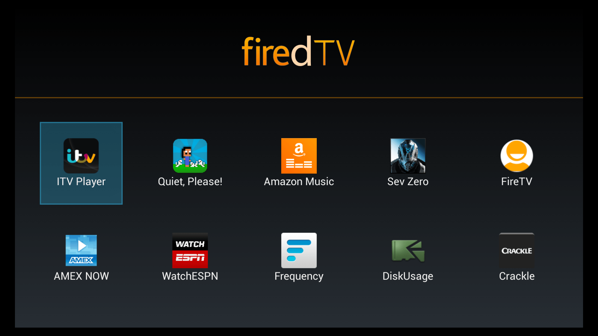 FiredTV Launcher is a Homescreen Replacement for Fire TV