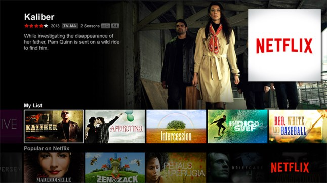 how to change quality on netflix on tv