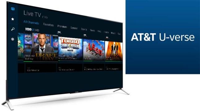At Amp T U Verse App Released For Amazon Fire Tv And Fire Tv