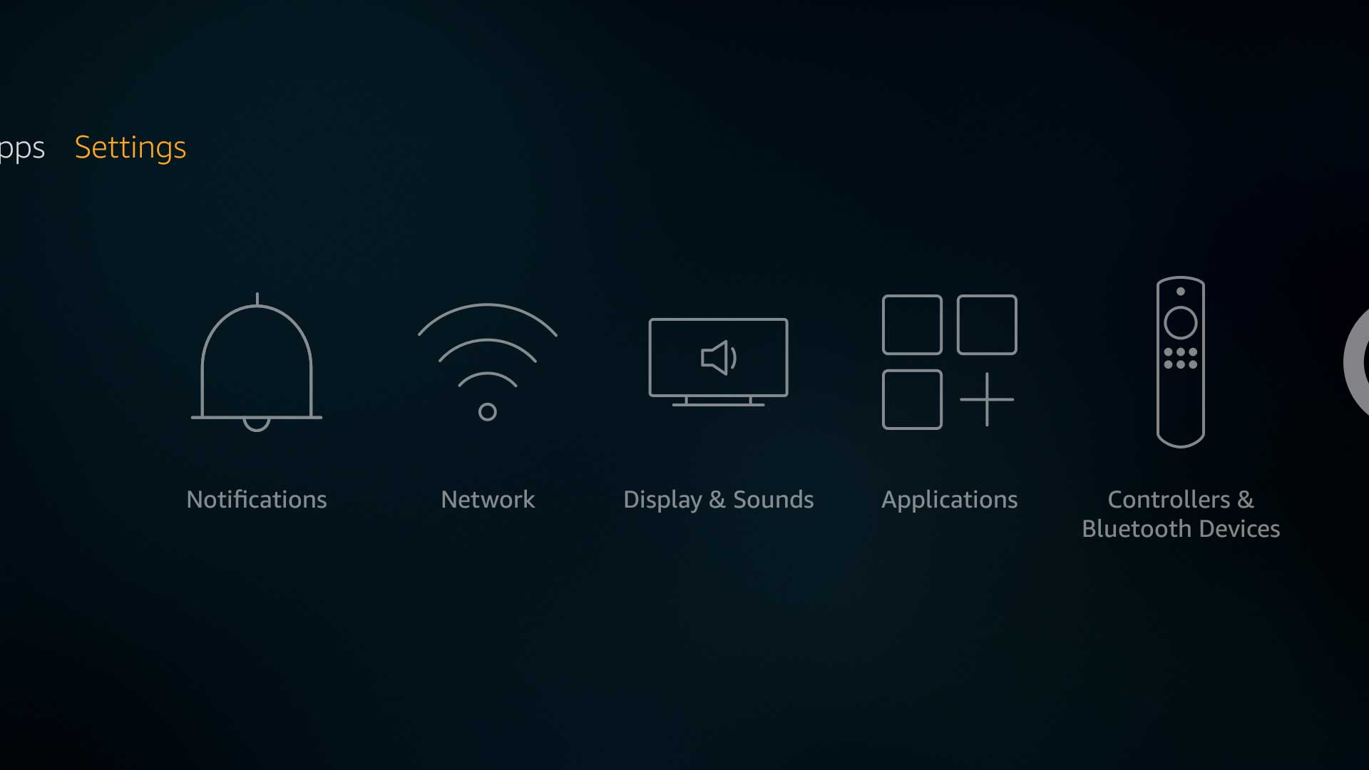 How to disable auto-playing video and audio on the new Fire TV home