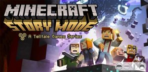 Minecraft - Story Mode [FitGirl Repack]