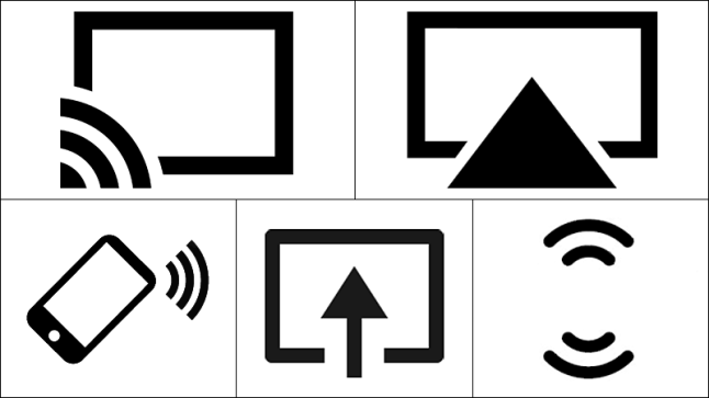 miracast google cast chromecast airplay amazon fling dial explained they relate fire devices