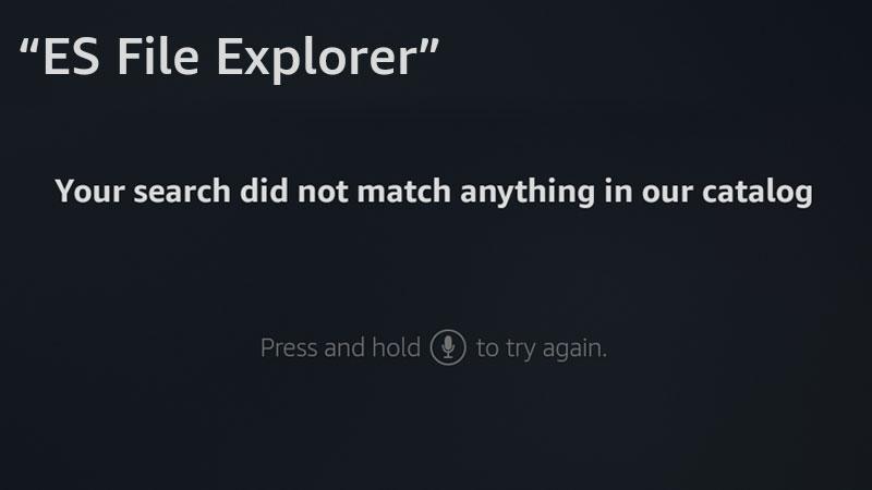 ES File Explorer drops support for Fire TV and Fire TV Stick   AFTVnews
