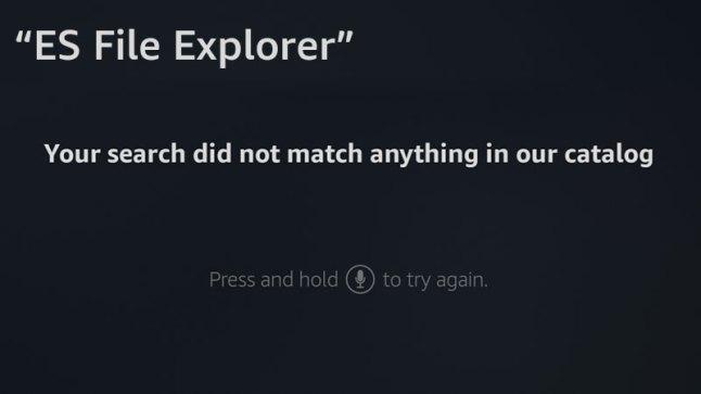 es-file-explorer-gone