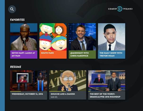 comedy-central-app-favorite