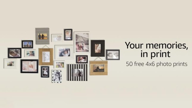 Amazon Is Offering 50 Free 4 X 6 Photo Prints Aftvnews