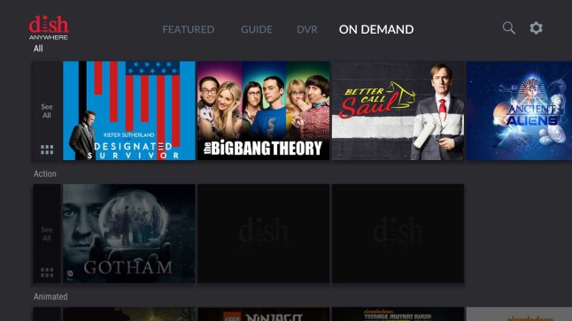 Dish Network brings their Dish Anywhere app to Amazon Fire TV