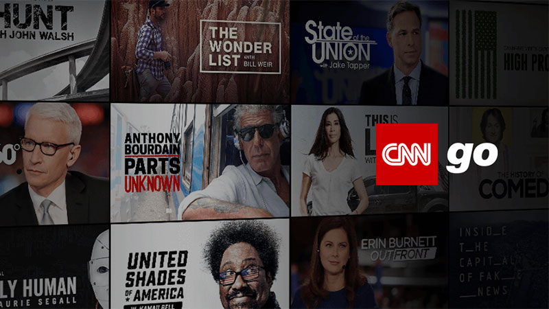Cnn Releases New Cnngo App For Amazon Fire Tv And Fire Tv Stick Devices Aftvnews