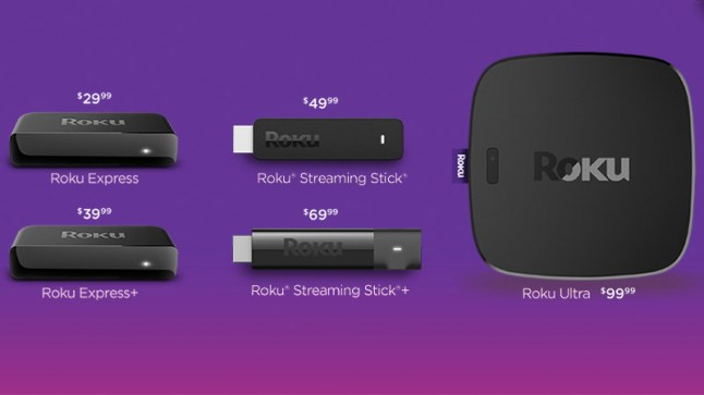 Roku refreshes entire lineup of streaming hardware for 2017