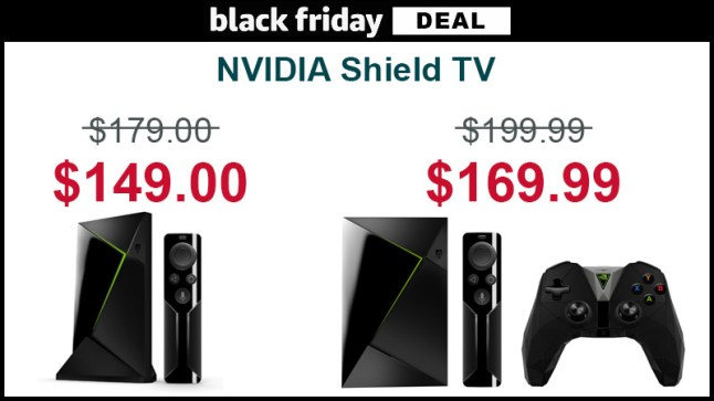 NVIDIA Shield TV on sale for $149 w/o controller & $169.99 w/ controller — Lowest Prices Ever