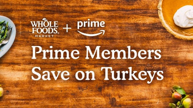 Whole Foods Market Turkey Discount