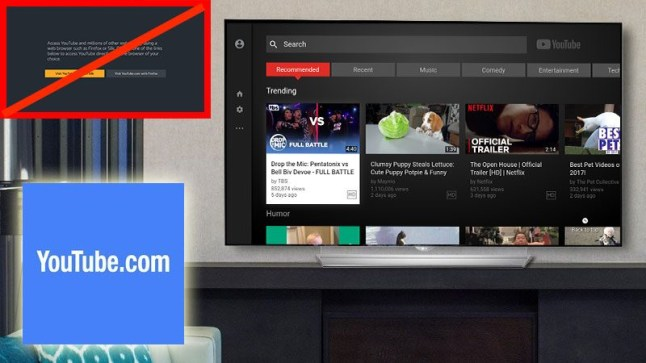 How To Continue Using The Original Youtube App On An Amazon Fire Tv Or Fire Tv Stick Aftvnews