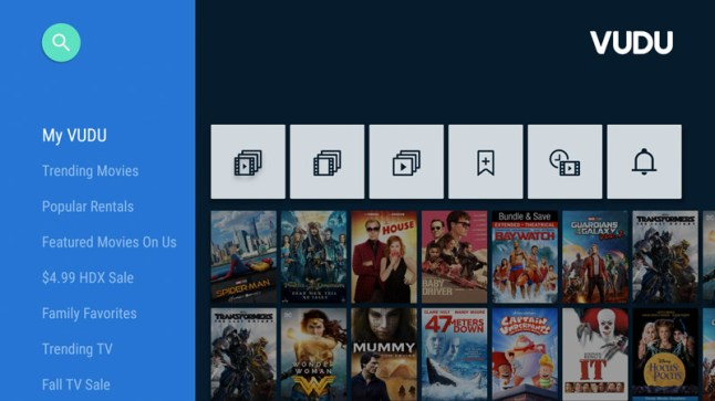 Vudu possibly reveals plans for upcoming Amazon Fire TV app