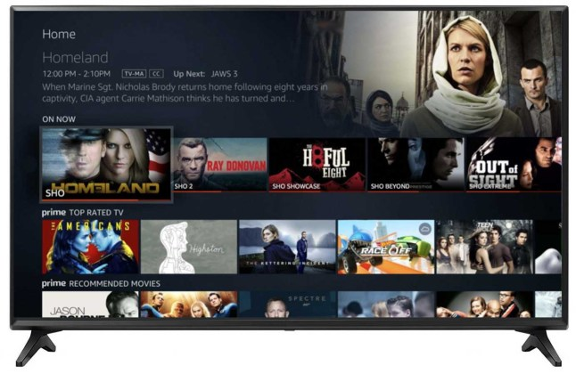 Amazon adds Channel Guide to Fire TV devices for live