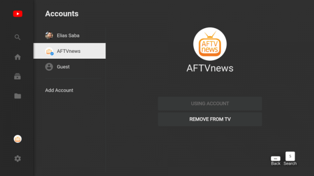 Different Youtube Interface Appears In Firefox On Amazon Fire Tv Devices Aftvnews