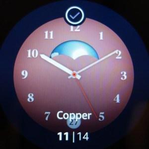 Best clock options for echo spot