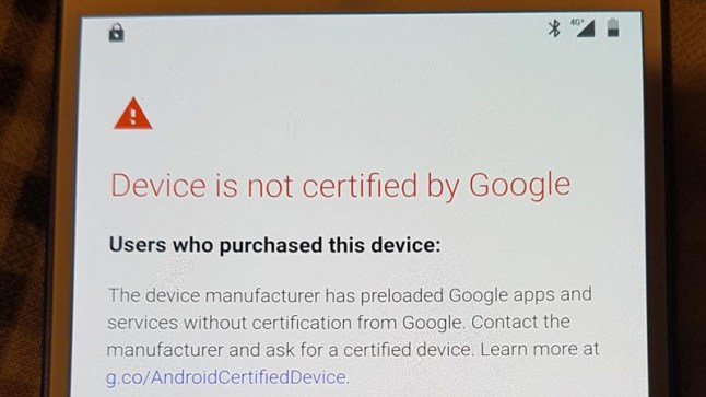 Google to begin cracking down on sideloading the Google Play Store