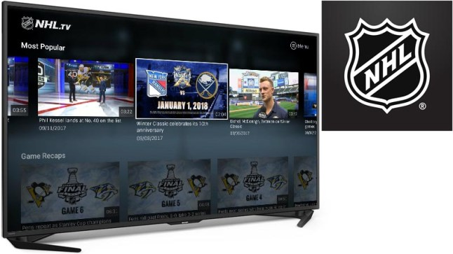 New Nhl App Brings Live Hockey Games To The Amazon Fire Tv And Fire