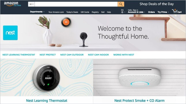 Amazon is not banning all Google Nest products | AFTVnews