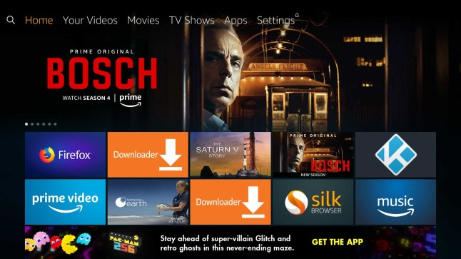 Fire TV update adds new Prime Video interface and makes