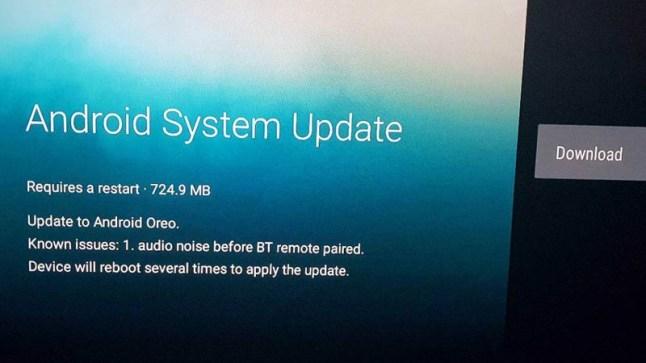 Xiaomi Mi Box receives update to Android 8.0 Oreo