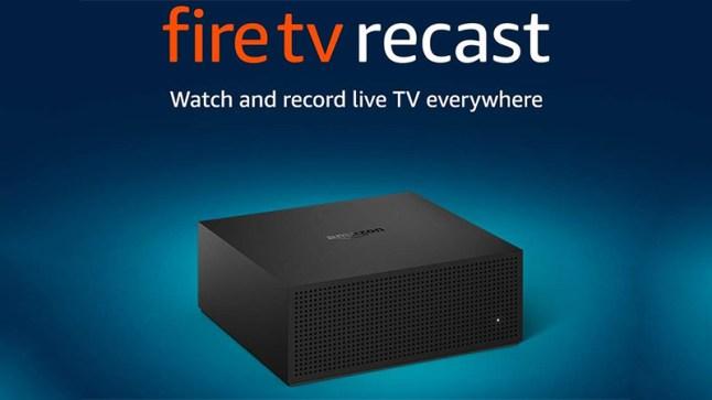 Amazon announces new Fire TV Recast — a DVR for Fire TVs