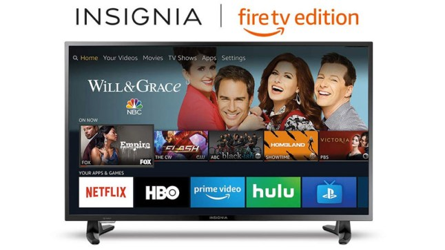 Best Buy releases new low-cost Insignia Fire TV Edition