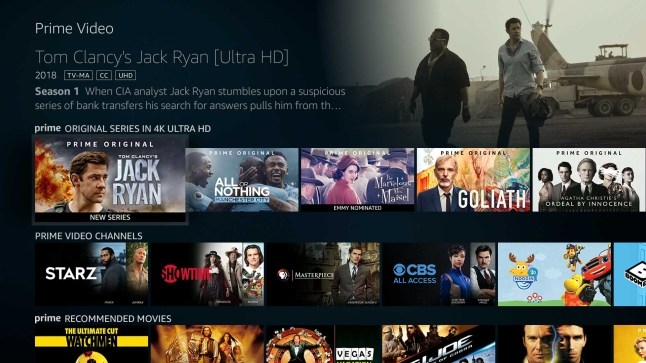 How to stream Dolby Atmos surround sound on Amazon Fire TV devices