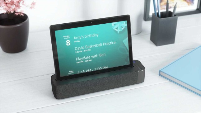 Lenovo's Smart Tab with Alexa Show Mode is better than