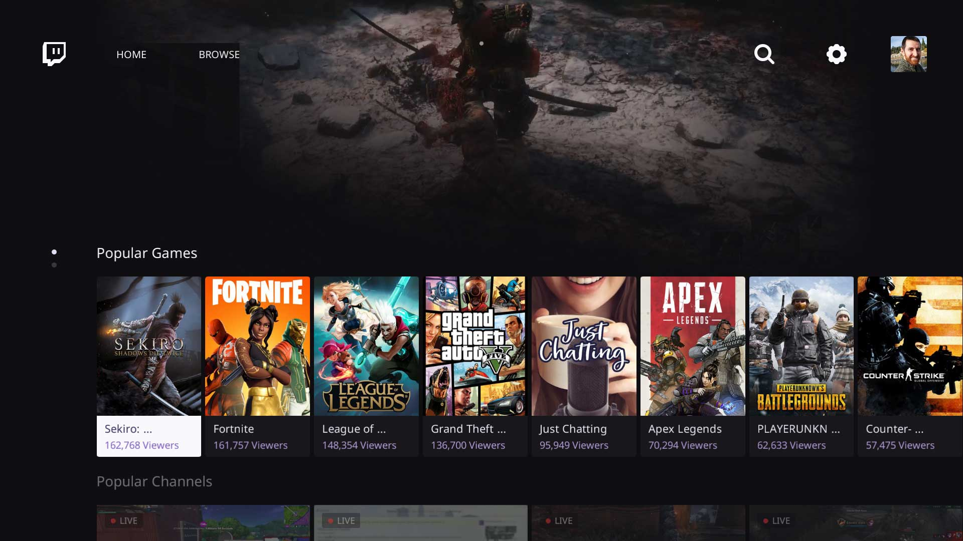 Twitch Tv App Twitch 8 9 1 Pour Android Telecharger