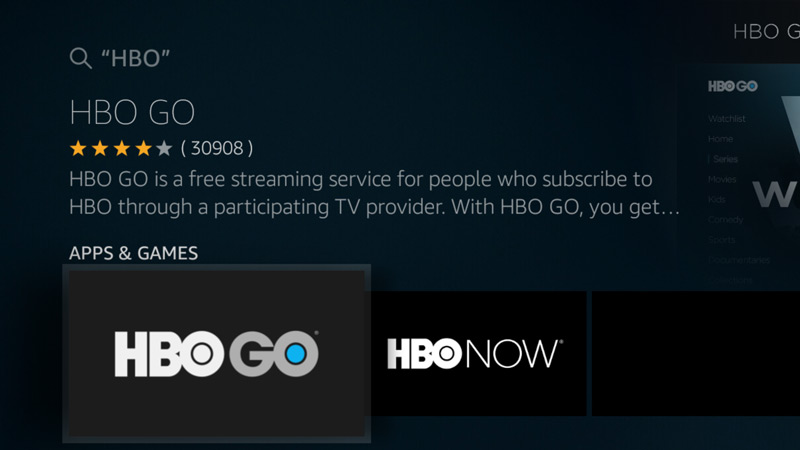 HBO GO and HBO NOW apps will likely be removed from Amazon Fire TVs on Aug 1