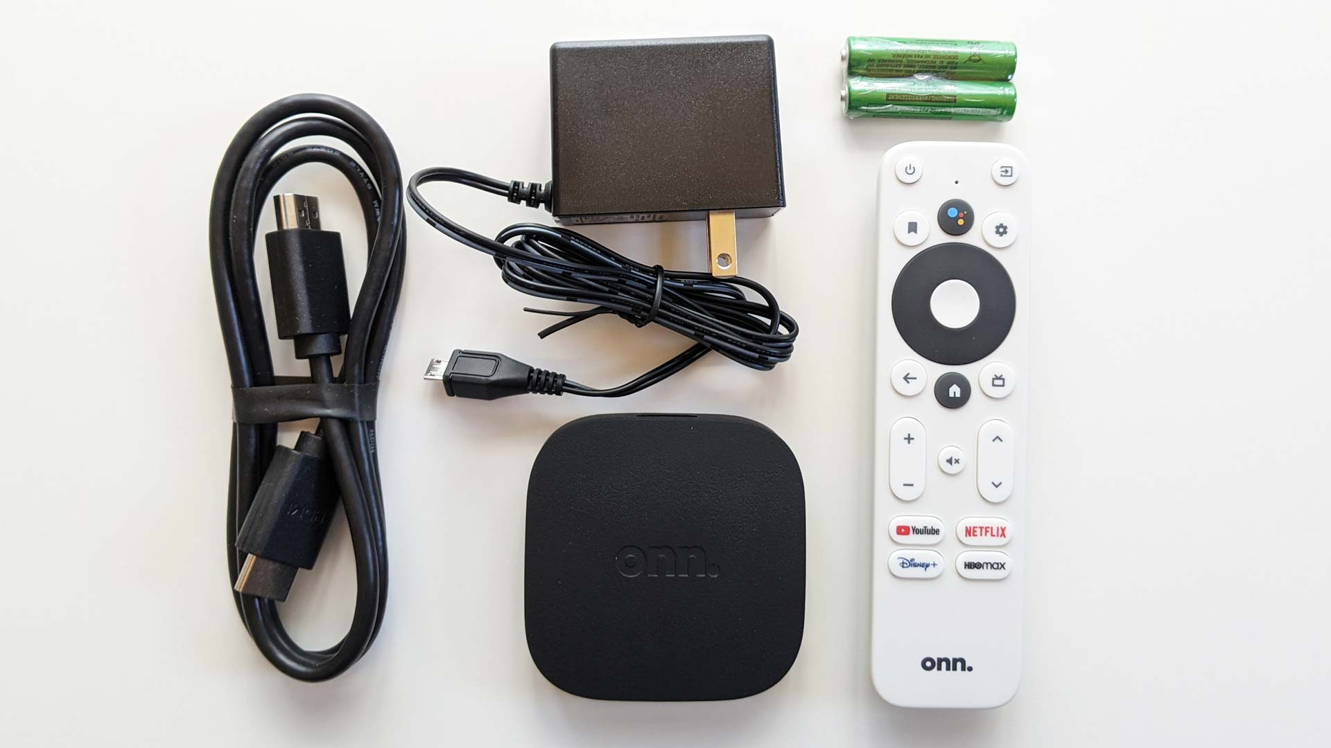 Hands on overview of Walmart's $30 Onn 4K Android TV streaming box
