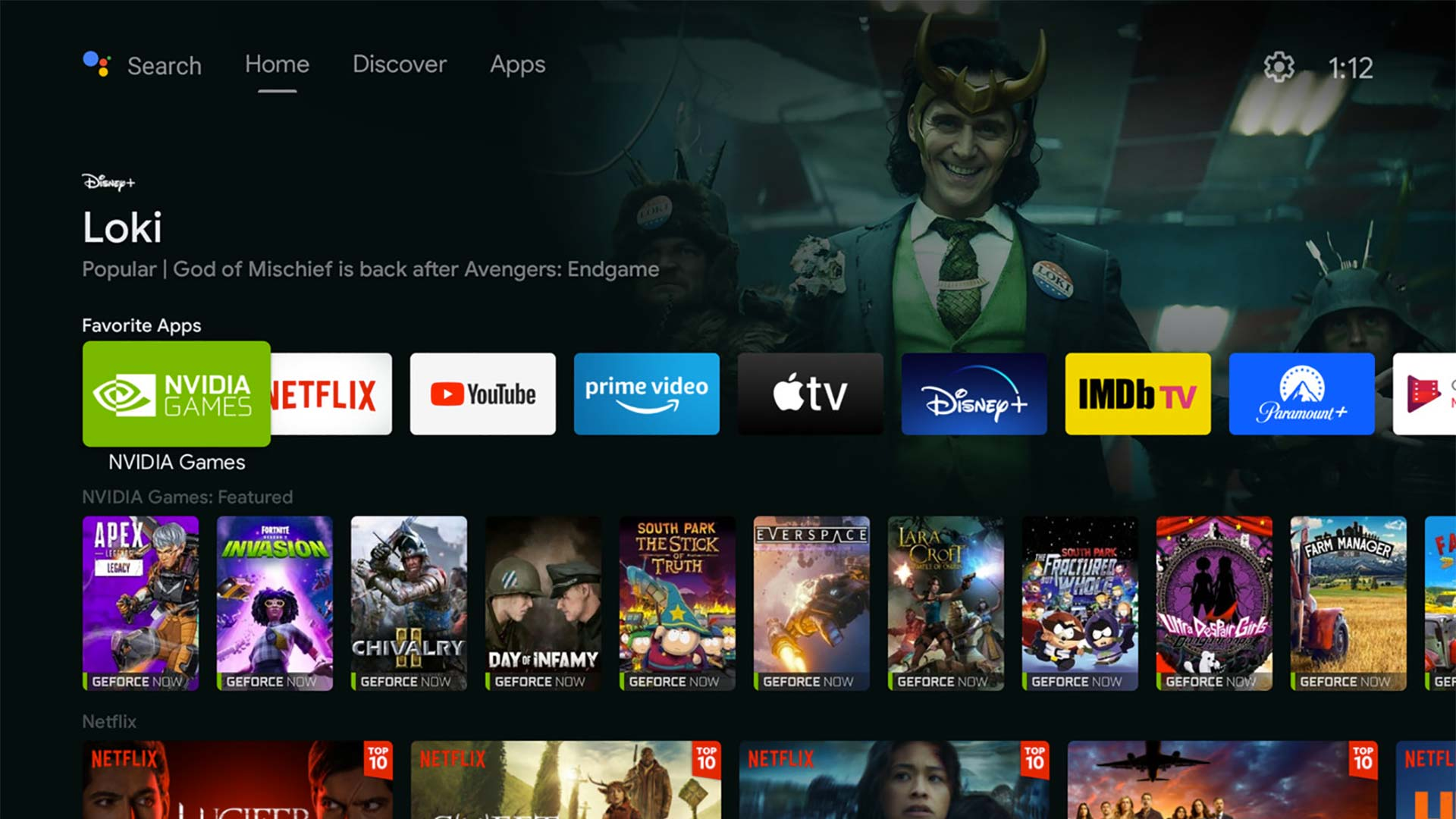 Customers upset with Nvidia Shield TV's new Google TV interface with Ads