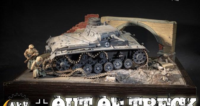 Panzer IV Diorama