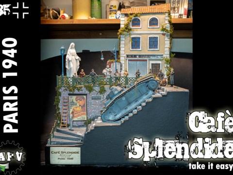 Cafè Splendide - Paris Diorama