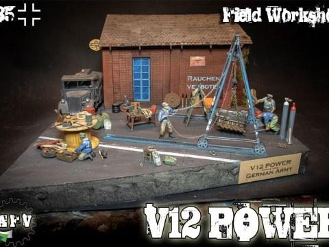 V12 Power - GERMAN ARMY