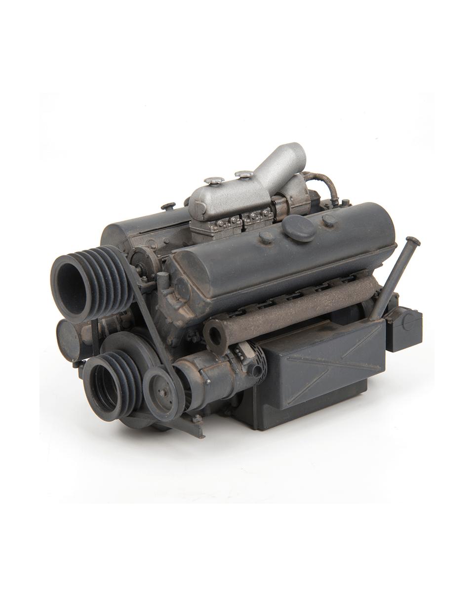 medium resolution of 1 16 maybach hl 120 trm engine afv modeller