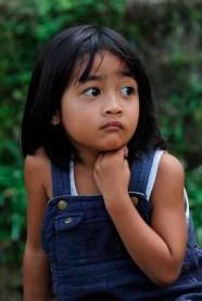 83 Han Eken Portret meisje op Bali