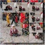 2014 Ton van Boxsel Carnaval confetti Binche